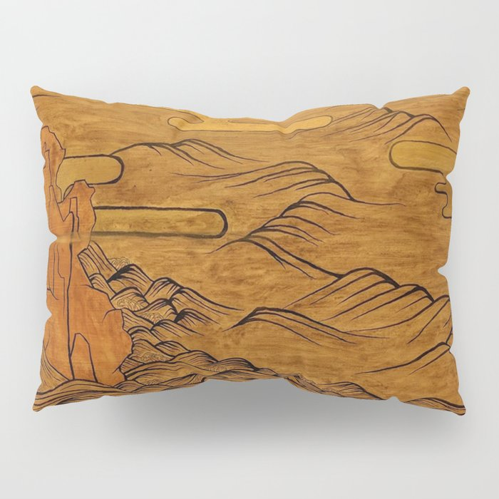 The Last Tide Pillow Sham