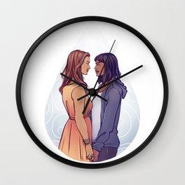 Afterworlds Wall Clock