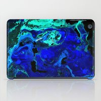 atlas iPad Cases featuring Neptune's Atlas by Peta Herbert