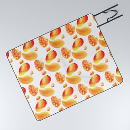 Mango Picnic Blanket