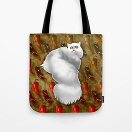 Chipotle of Vhamster Tote Bag