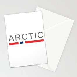Arctic Norway Stationery Cards