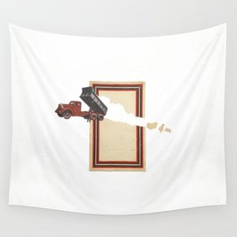 Torn Around — Unload Wall Tapestry