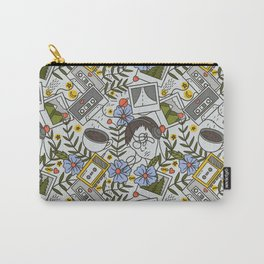 All the Reasons Why | Mixtape Art Carry-All Pouch