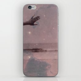 Across the sea of space, the stars are other suns iPhone Skin