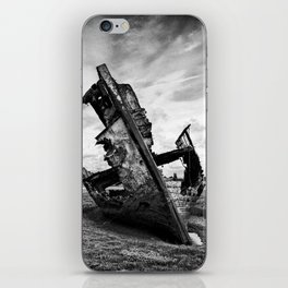 Decayed and Neglected iPhone Skin