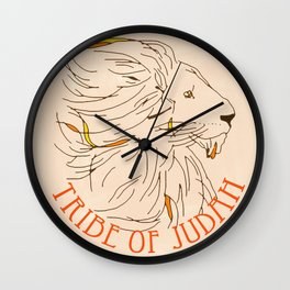 Judah Wall Clock