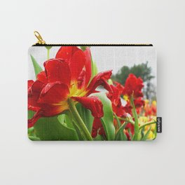 Tulip in Spring Carry-All Pouch