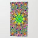 Psychedelic Rainbow Kaleidoscope by dweezal