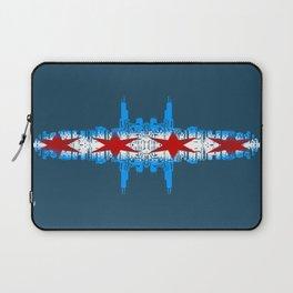 Second City Beat Laptop Sleeve