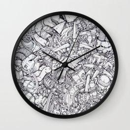 Knights Wall Clock