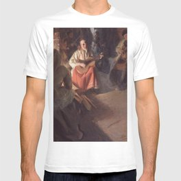 Anders Zorn - A Musical Family T-shirt