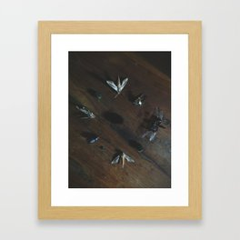 Bugs part 3 Framed Art Print