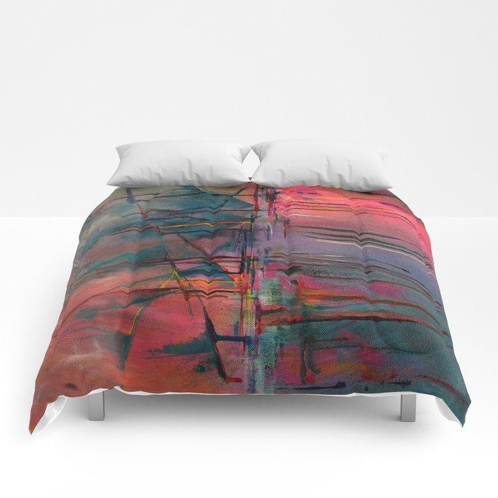 imaginary distances Comforters