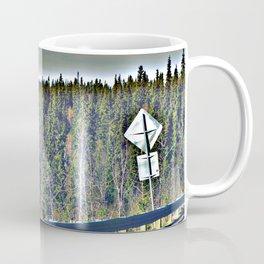 150 Miles to Denali Coffee Mug