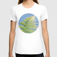 fern T-shirts featuring Fern by Pati Designs