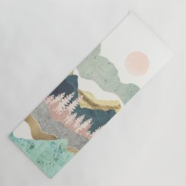 Summer Vista Yoga Mat