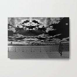 Digital Print by Tasha Boehm Metal Print