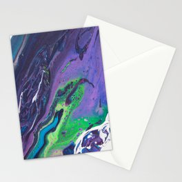 Cosmic Runway Stationery Cards