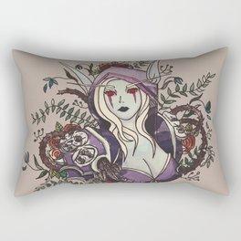 Queen of the Banshee Rectangular Pillow