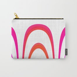 Cheerful lines Carry-All Pouch