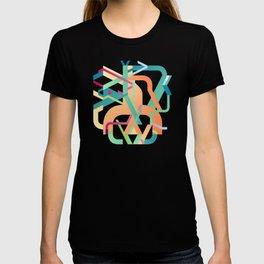 Rudimentary Machine 4 T-shirt