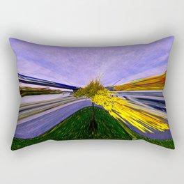 Abstracting Autumn Rectangular Pillow