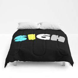 Sigh (Requiessexual/romantic) Comforters
