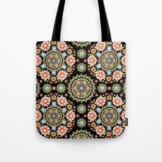Flower Crown Fiesta Tote Bag