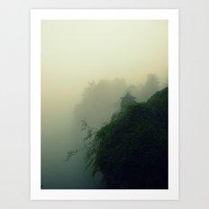 Recluse Art Print