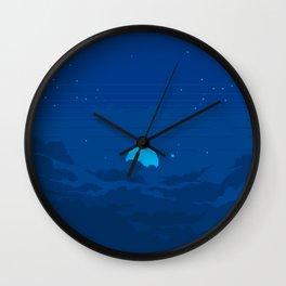 Moonburst V3 Wall Clock