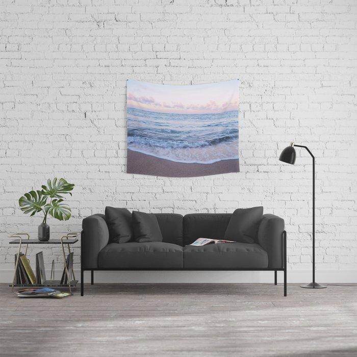 Ocean Morning Wall Tapestry