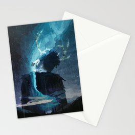 Sweet Loneliness Stationery Cards