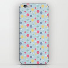 Balloons iPhone & iPod Skin