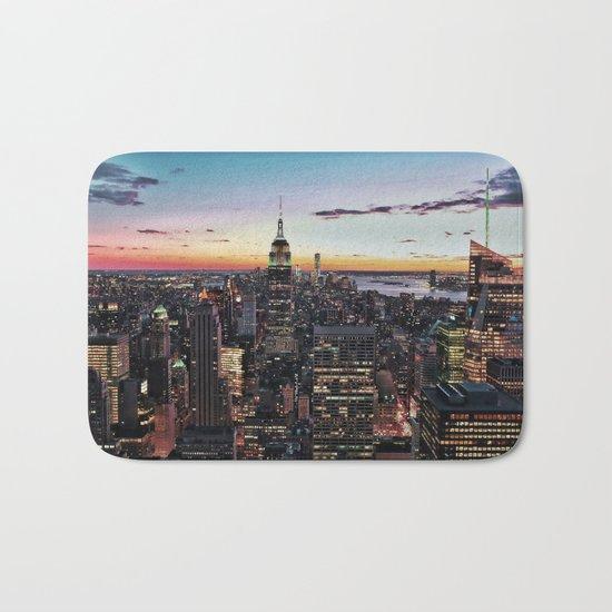 NY CITY Bath Mat