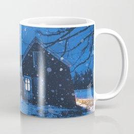 Snowsquall on the Farm Coffee Mug