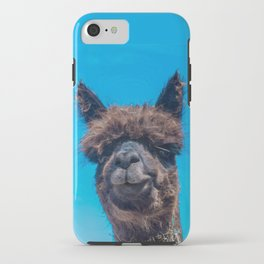 STRAW IS TRENDY iPhone Case