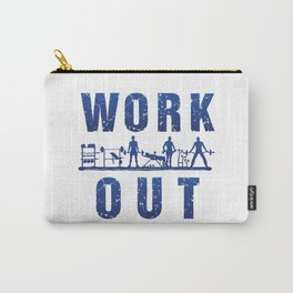 Work Out Carry-All Pouch