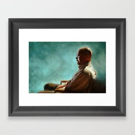 Contemplation Framed Art Print