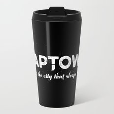 Naptown | the city that sleeps | Indianapolis Travel Mug