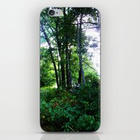 once upon a  time iPhone & iPod Skins featuring Once upon a time  by Françoise Reina