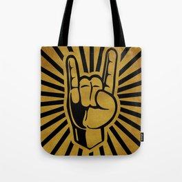 Headbanger Tote Bag