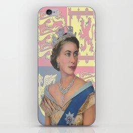 """""""The  Queen"""" iPhone Skin"""