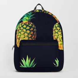 Night Knights Pineapples Backpack