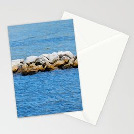 Port St. Joe Marina view 26 Stationery Cards