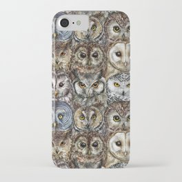 Owl Optics iPhone Case