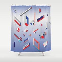 TrendIsometry Shower Curtain