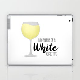 I'm Dreaming Of A White Christmas Laptop & iPad Skin