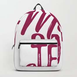 Team Mom Boss Backpack