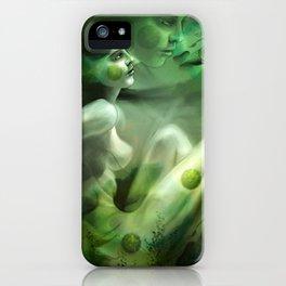 Aquatic Creature iPhone Case